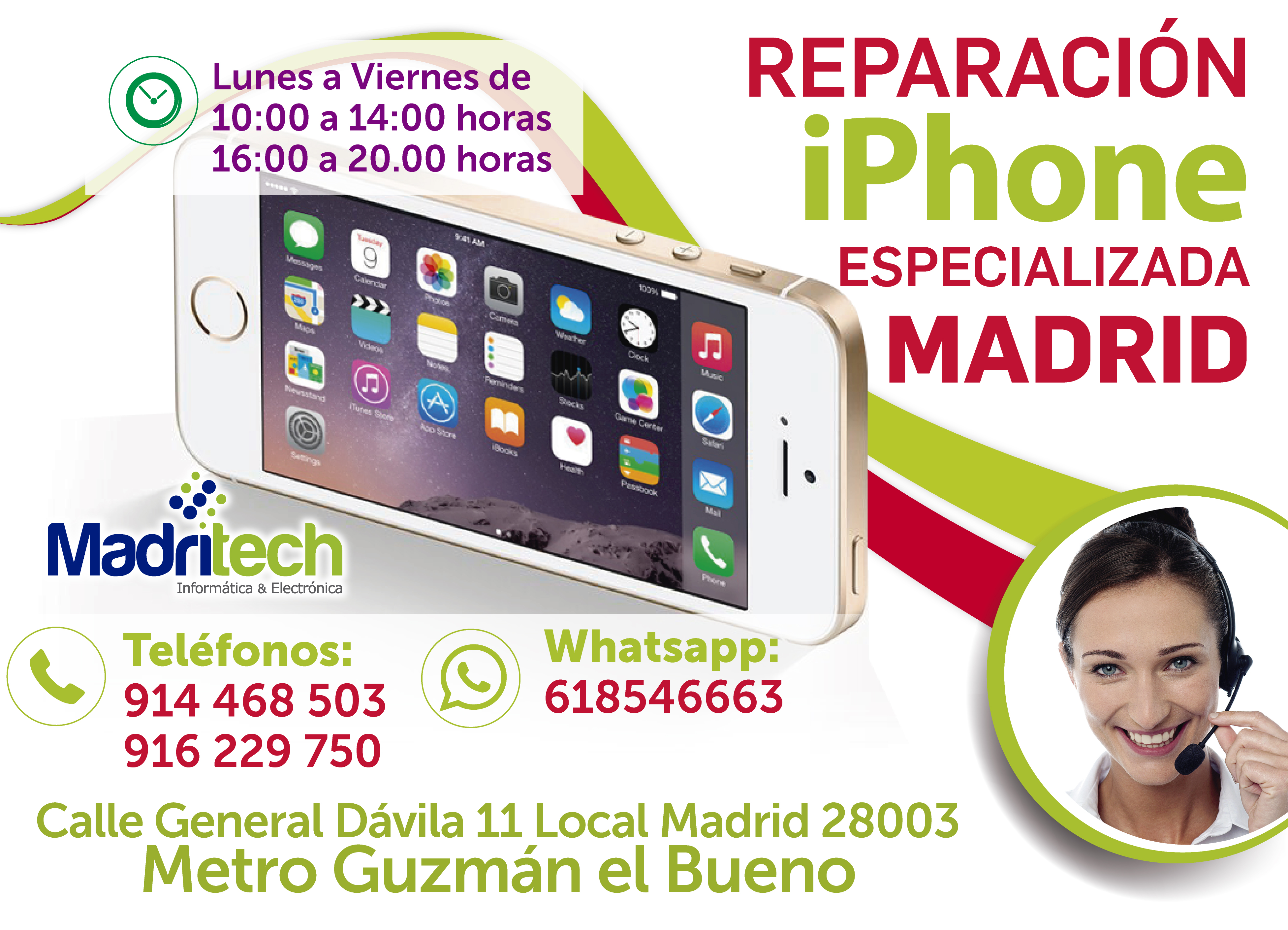 servicio tecnico iphone express