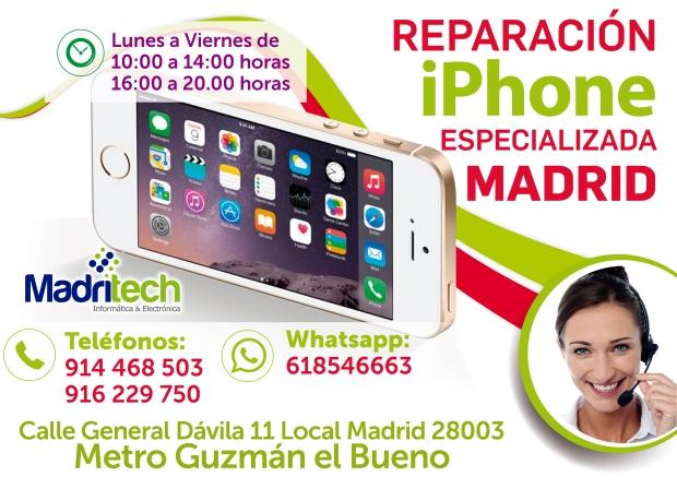 recuperacion de moviles apple