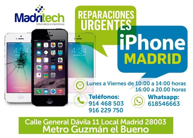 reparacion de digitalizador iphone