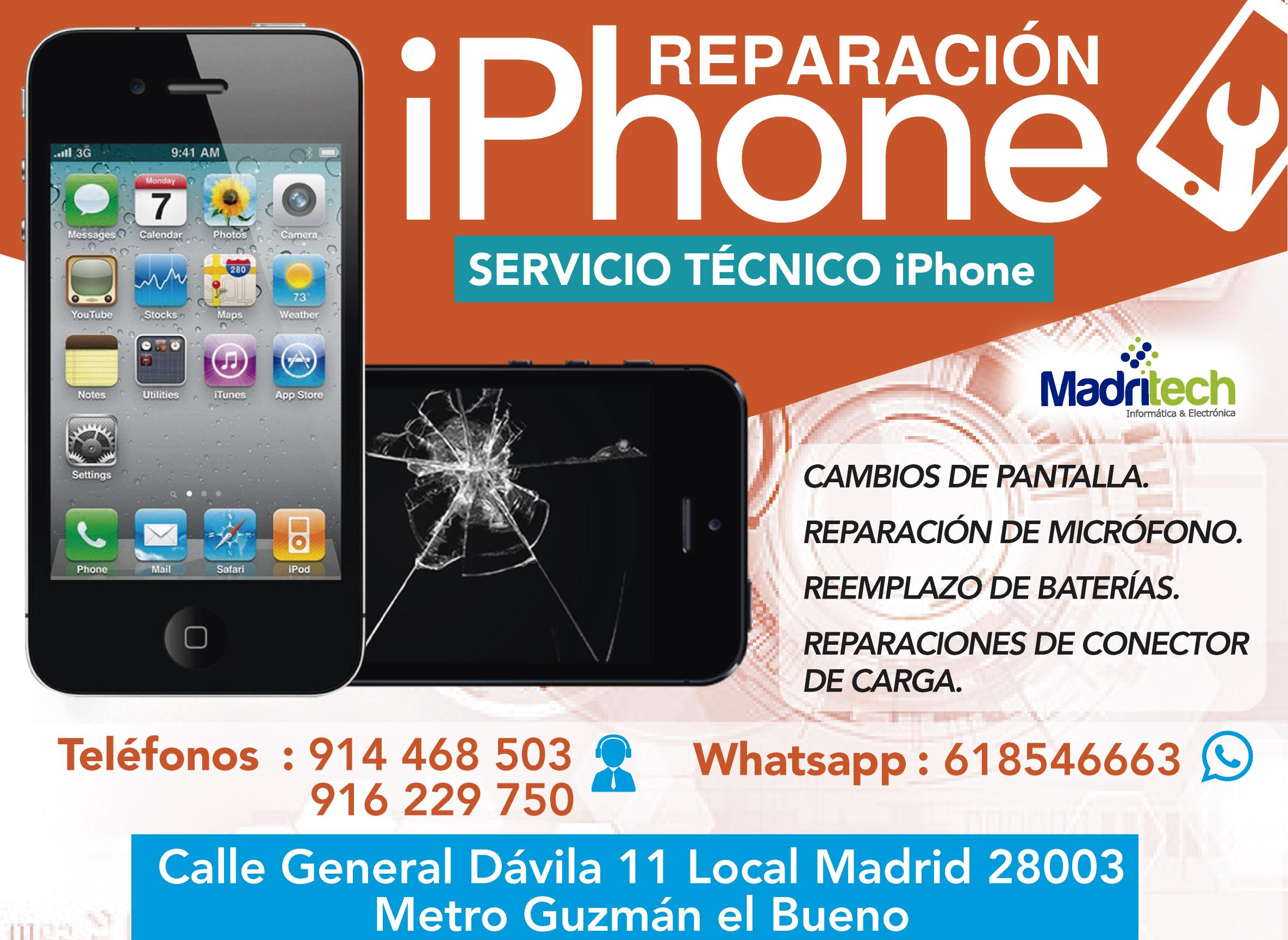 reparacioniphone8
