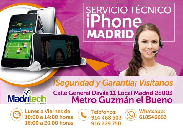 servicio tecncio iphone express