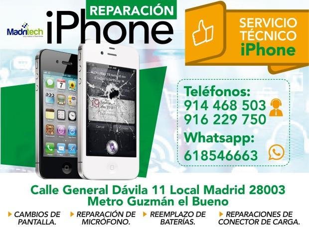 TECNICOS IPHONE