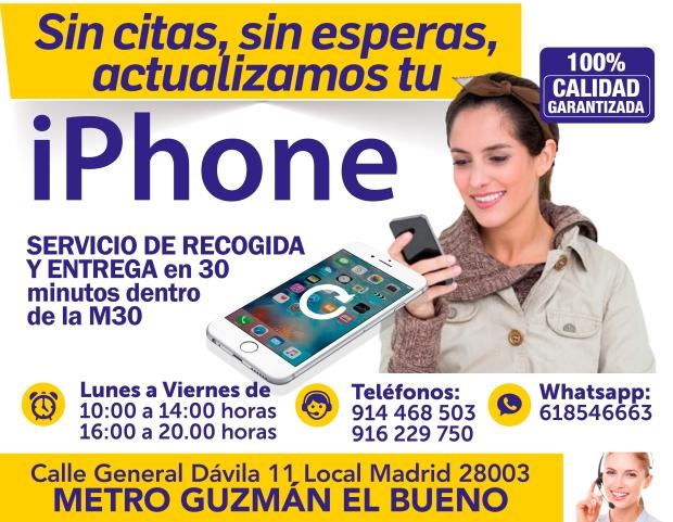618546663 reparacion dispositivo iphone en valle hermoso