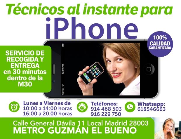 916 229 750 rapidez en reparacion iphone