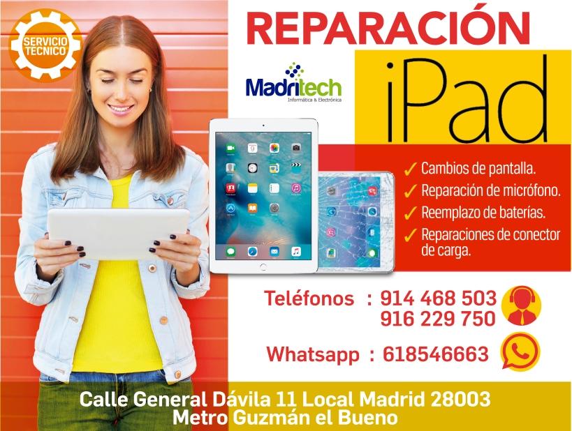 TECNICOS IPAD MADRID