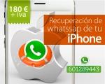 recuperacion de datos iphone madrid